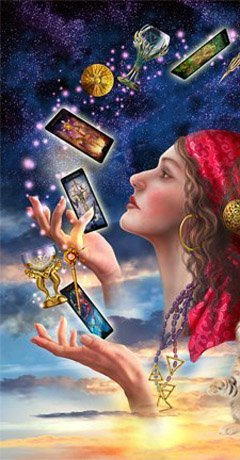 Tarot Cards Readings By Paresh Psychic Medium
